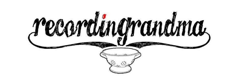 RECORDINGRANDMA_logo